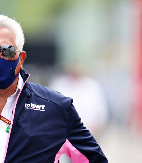 Racing Point-eigenaar Stroll woedend over 'valse' aantijgingen