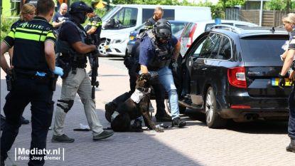 Nederlandse politie schiet in Schiedam man met bijl neer