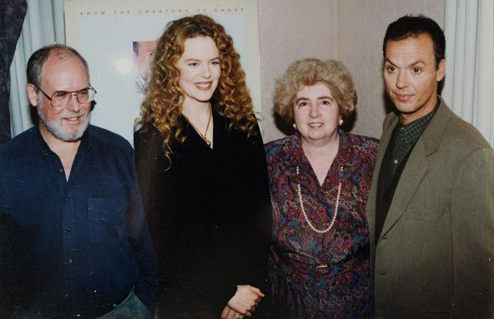 Met Nicole Kidman en Michael Keaton.