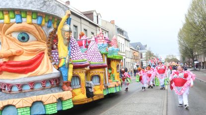 Carnaval in Asse: stoet vertrekt zondag om 14.30 uur, centrum afgesloten voor verkeer