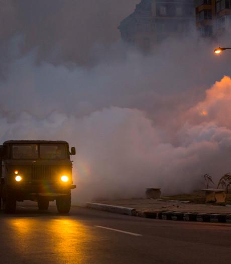 Mysterieuze kwalen diplomaten Cuba mogelijk door gif tegen zika-mug