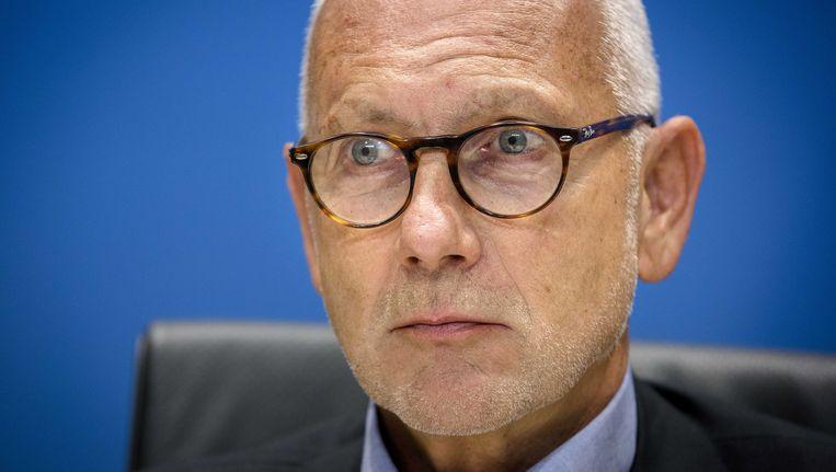 Erik Staal, voormalig directeur-bestuurder bij woningcorporatie Vestia. Beeld ANP