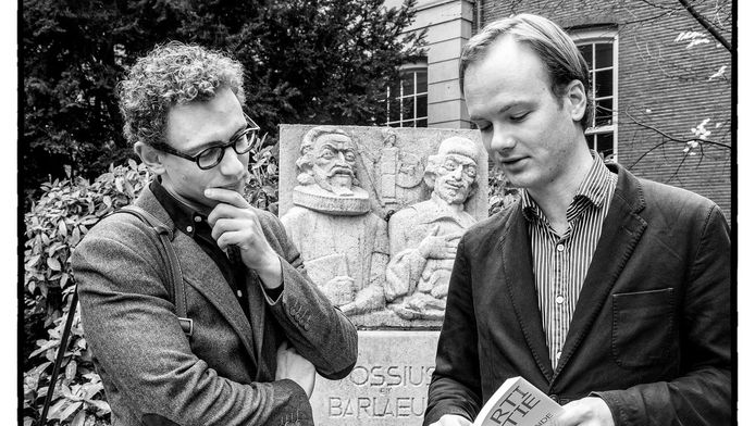 Arnout Maat en Geerten Waling