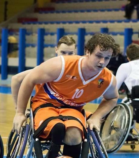 Rolstoel-basketballer Morsinkhof uit Haaksbergen: 'Medaille zou echt super zijn'
