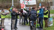 Applaus voor fietsers