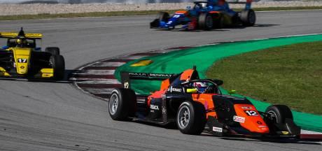 Autocoureur Kas Haverkort overtuigend kampioen in Spaans Formule 4-kampioenschap