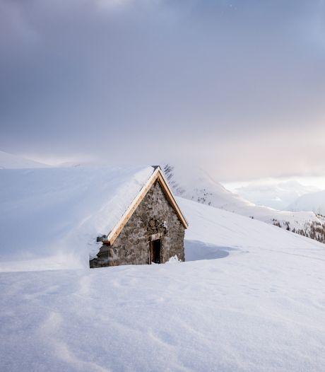 Op natuurvakantie in een failliet skigebied
