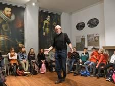 West-Zeeuws-Vlaamse scholieren leren alles over de bevrijding