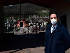 """""""Pire qu'une guerre"""": à Vertova, le virus a plus tué que pendant la Seconde Guerre mondiale"""