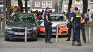 Belgische auto klemgereden in Breda na achtervolging vanuit Brecht: koffer gevuld met vier tassen marihuana en contant geld