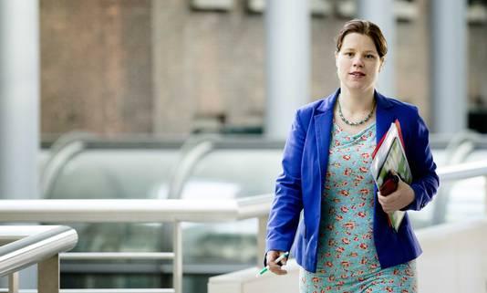 GroenLinks-kamerlid Linda Voortman is ook voorstander van kortere werkweken.