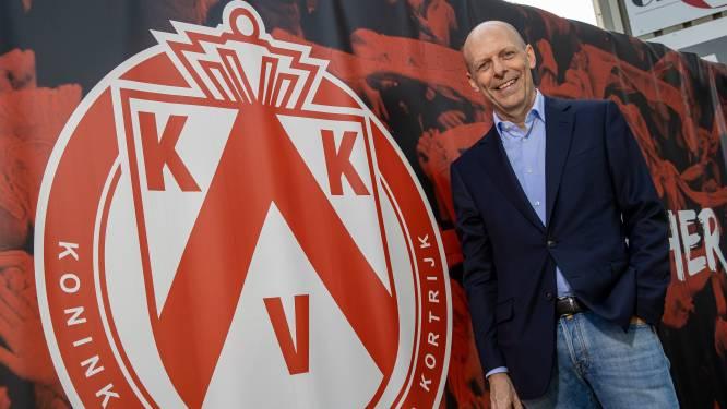 """Nieuwe Kortrijk-voorzitter Ronny Verhelst: """"Het regionale aspect is belangrijk in het voetbal"""""""