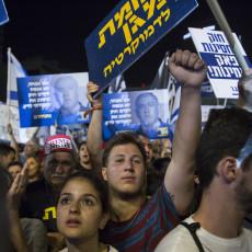Duizenden Israëli's demonstreren tegen mogelijke immuniteit Netanyahu