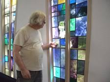 Schade aan 24 glazen panelen Huize de Bocht is te repareren