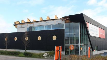 Dak Kringloopwinkel weggeblazen