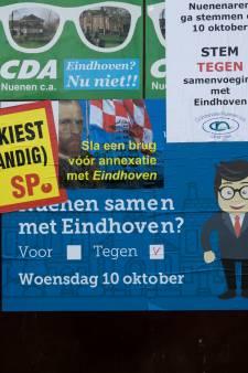 Nuenen stemt vandaag: voor of tegen fusie met Eindhoven
