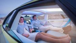 Zelfrijdende auto's worden in de toekomst gebruikt als rijdende bordelen