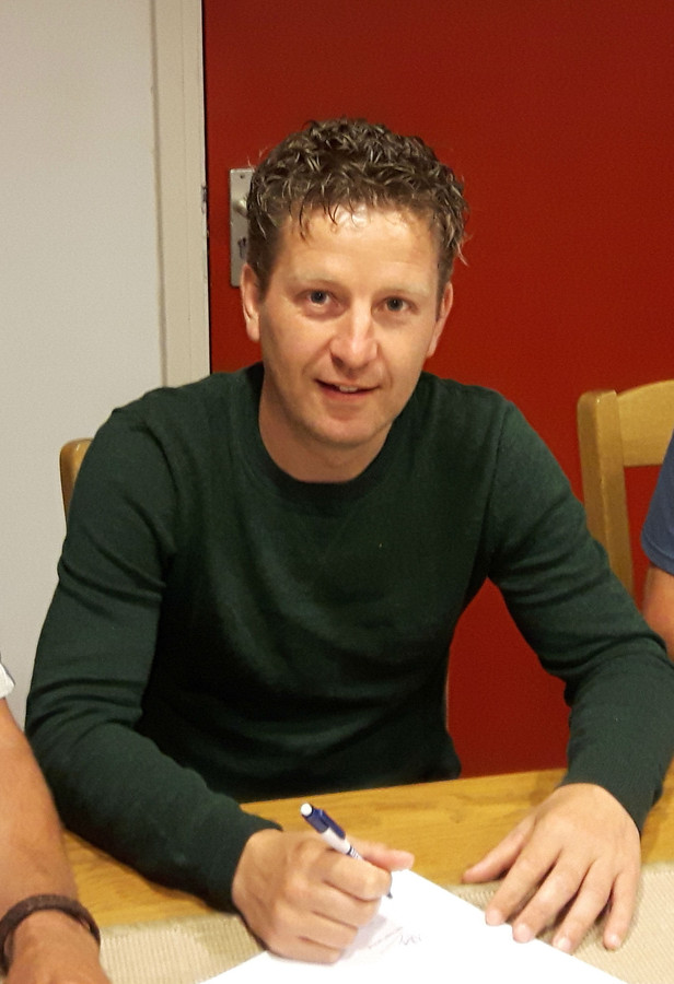 Jasper van Hoof