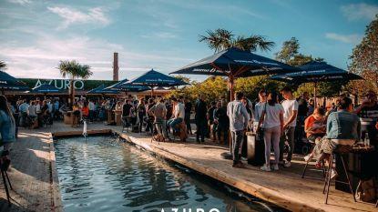 Uitbater café-bistro Balthazar draait plaatjes in zomerbar Azuro