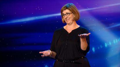 Eva Doms presenteert: 'Let niet op de rommel'