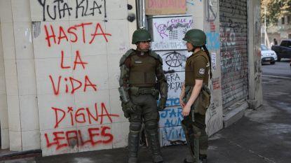 VN-waarnemers naar Chili wegens schendingen mensenrechten, 400.000 betogers op straat