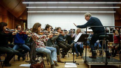 Nationaal Orkest van België dreigt met staking