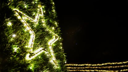 Twintigste kerstmarkt aan Kasteel La Motte