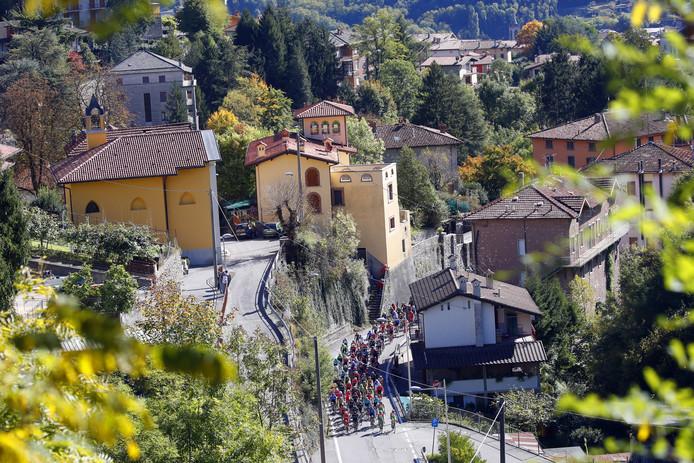 De Ronde van Lombardije, oftewel 'De koers van de vallende bladeren'