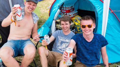 Primeur: voor het eerst alcoholvrij bier op Rock Werchter