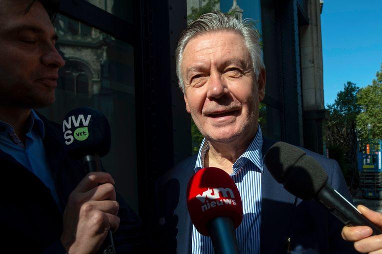 Karel De Gucht.