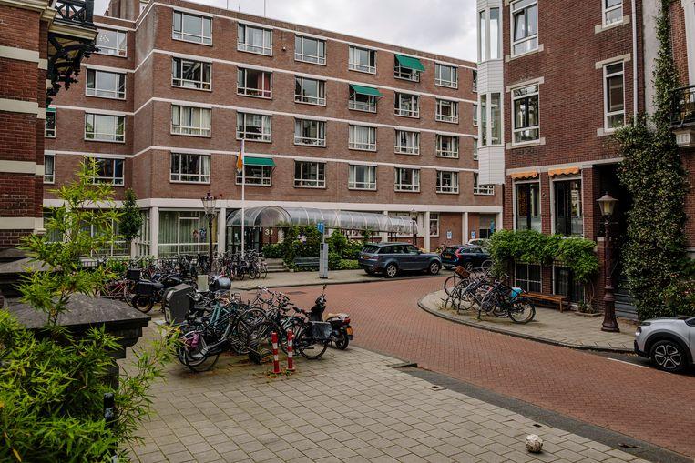 Verpleeghuis Vondelstede. Beeld Marc Driessen