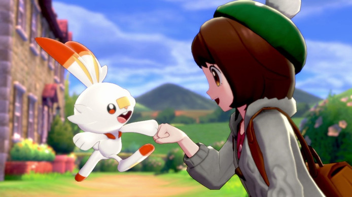 Pokémon Sword and Shield.