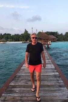 René Hiddink al 3 maanden vast in hotel op de Malediven: 'Rustig blijven en niet panikeren'