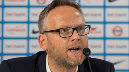 """Genk-voorzitter Croonen behoudt vertrouwen in Stuivenberg: """"Samen uit moeilijke periode komen"""""""