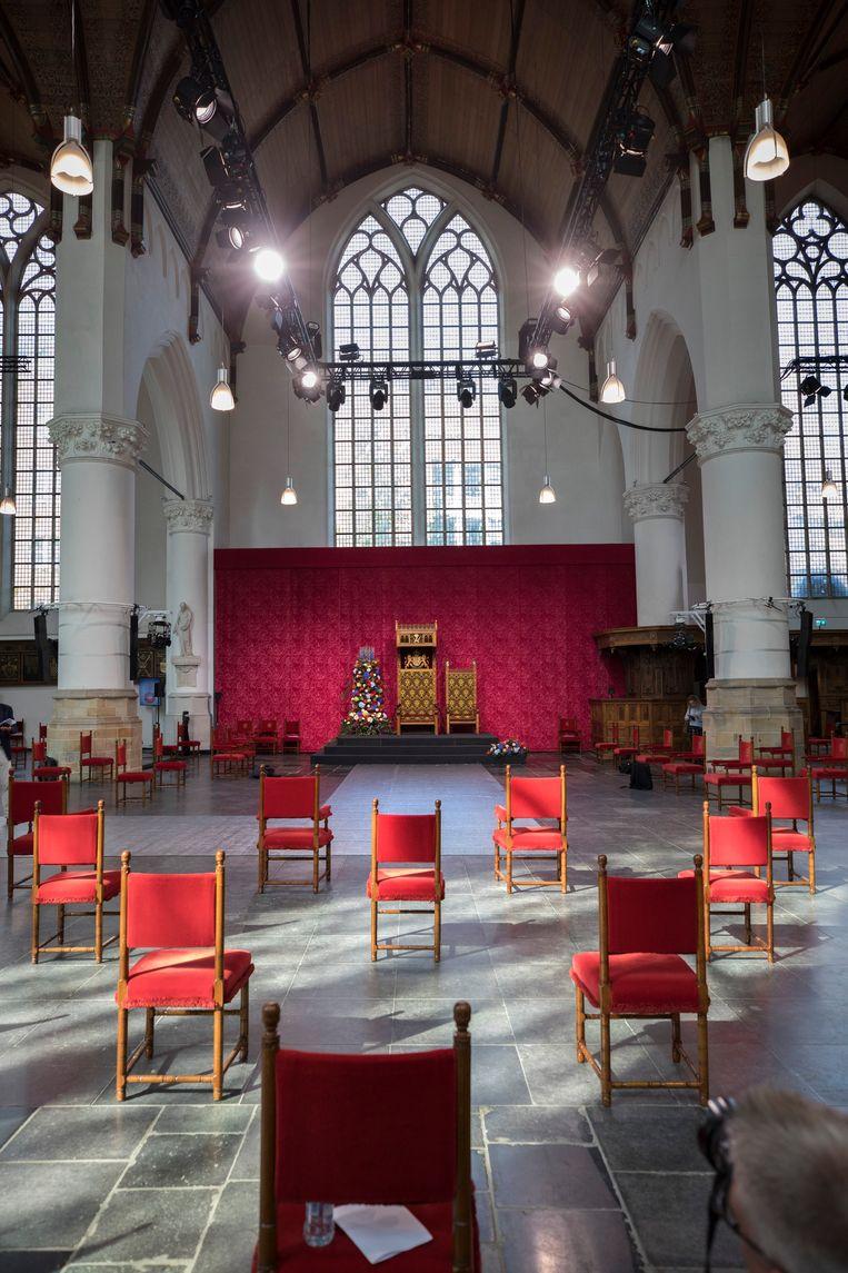 Grote Kerk in Den Haag Beeld Werry Crone