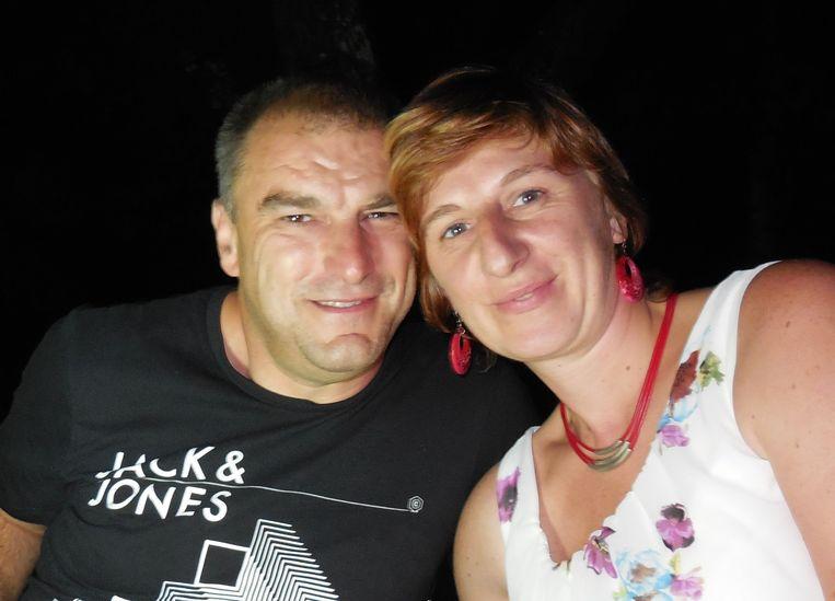 De toekomst lachte aannemer Eddy Lammens (47) en zijn verloofde Nancy Van Renterghem (38) toe.