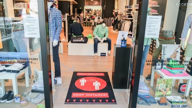 """Voorzitters Unizo Zuid-West-Vlaanderen vragen heropening winkels: """"Handelaars kunnen veilig werken"""""""