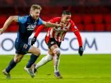 PSV vecht maar een halve wedstrijd voor de titel en verdient dus helemaal niks