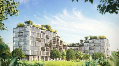 Toparchitect ontwerpt 'groenste gebouw van België' in Antwerpen
