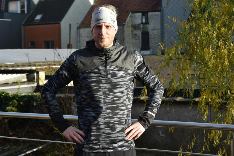 Benjamin Geldhof is volop aan het trainen om scherp te staan tegen 22 december.