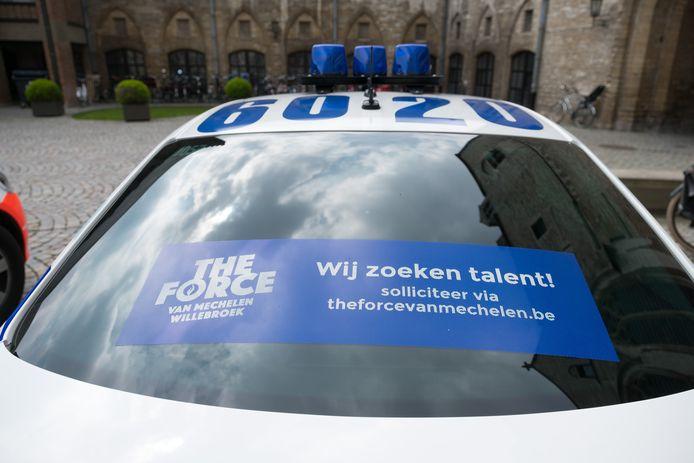De grote recruteringscampagne 'The Force' zorgde niet voor een diverser politiekorps.