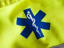 Ernstig gewonde bij gasexplosie stacaravan Camping Schaopvolte Eext