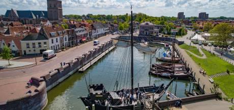 Steeds meer Duitse en Belgische toeristen ontdekken Overijsselse en Gelderse Hanzesteden