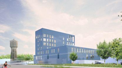 """Oosteroever krijgt nieuwe campus voor marien onderzoek: """"Zeven verdiepingen en blauwe glasmozaïek op gevel"""""""