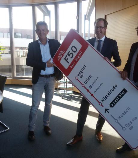 Werk aan snelfietsroute Nistelrode duurt twee jaar