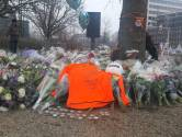 Ook Desto-bal verdwenen van herdenkingsplek 24 Oktoberplein