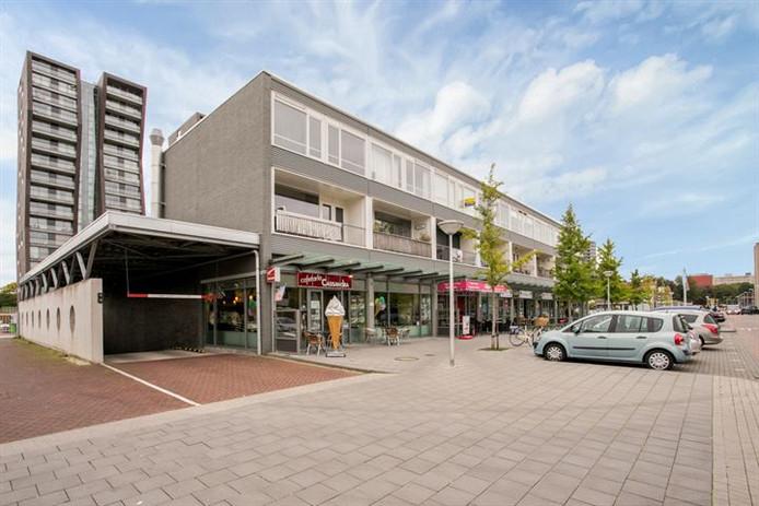 Het Cassandraplein in Eindhoven.