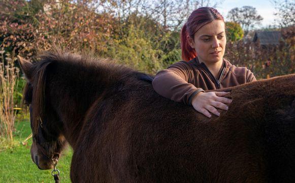 In Tina's praktijk kan jij èn jouw paard terecht.
