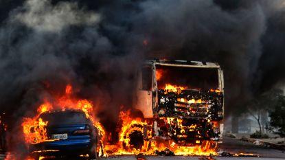 Brandstichtingen en geweld teisteren noorden van Brazilië