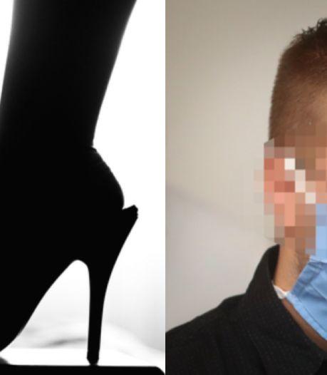 Vrouw (60) stikt in slipje tijdens sm-spel, dader (28) steekt woning in brand en vlucht